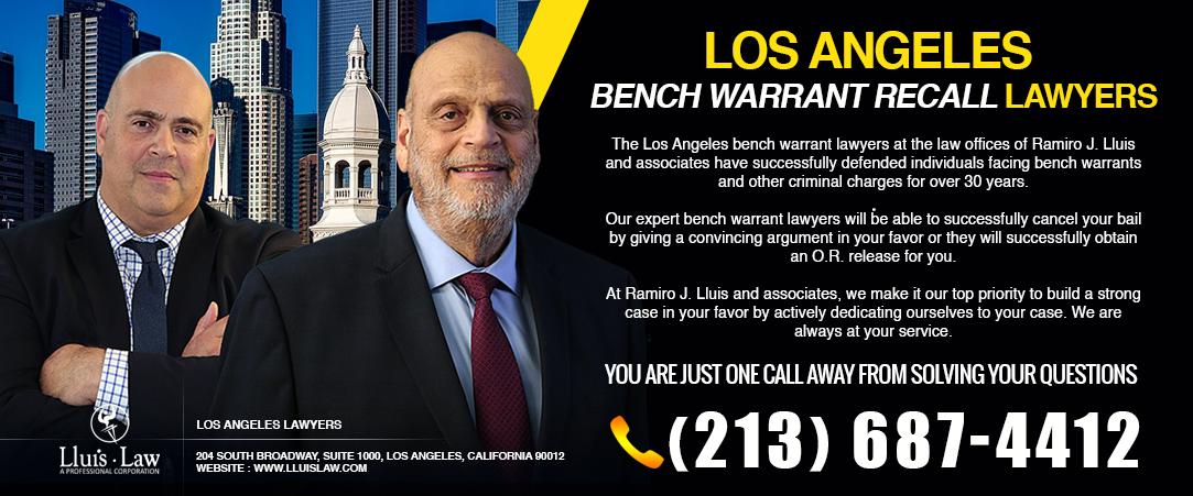 LA Bench Warrant Lawyers